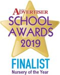 School Awards 2019 - Nursery of the Year finalist