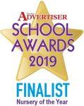 School Awards 2019 - Nursery of the Year finalist