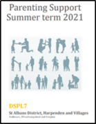 Parenting Support Summer Term 2021
